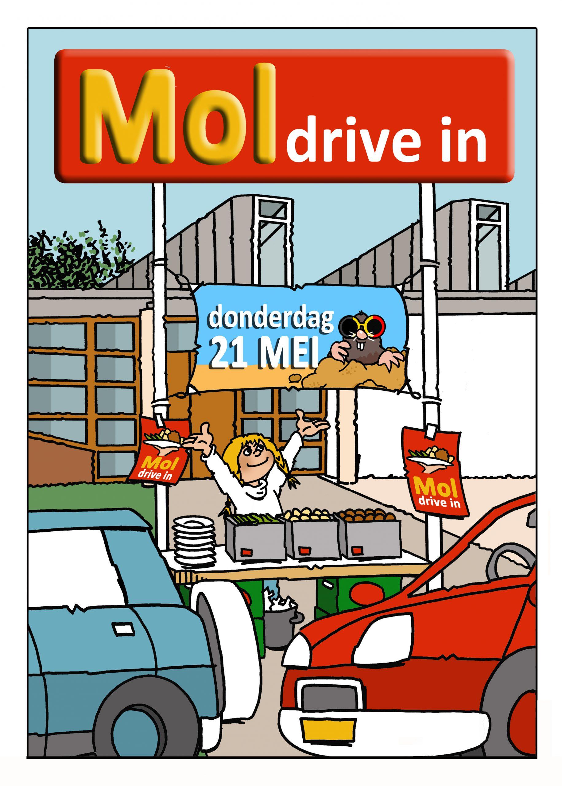 Mol drive in bericht